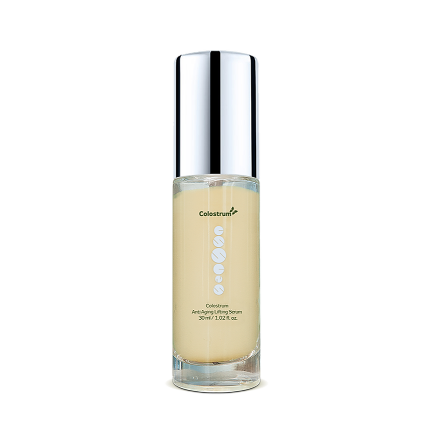 Colostrum plus anti-aging lifting serum