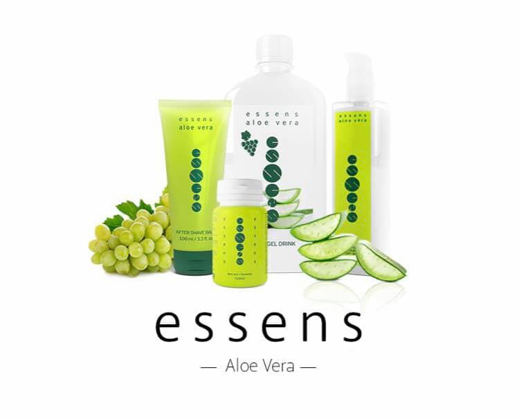 aloe vera products from essens