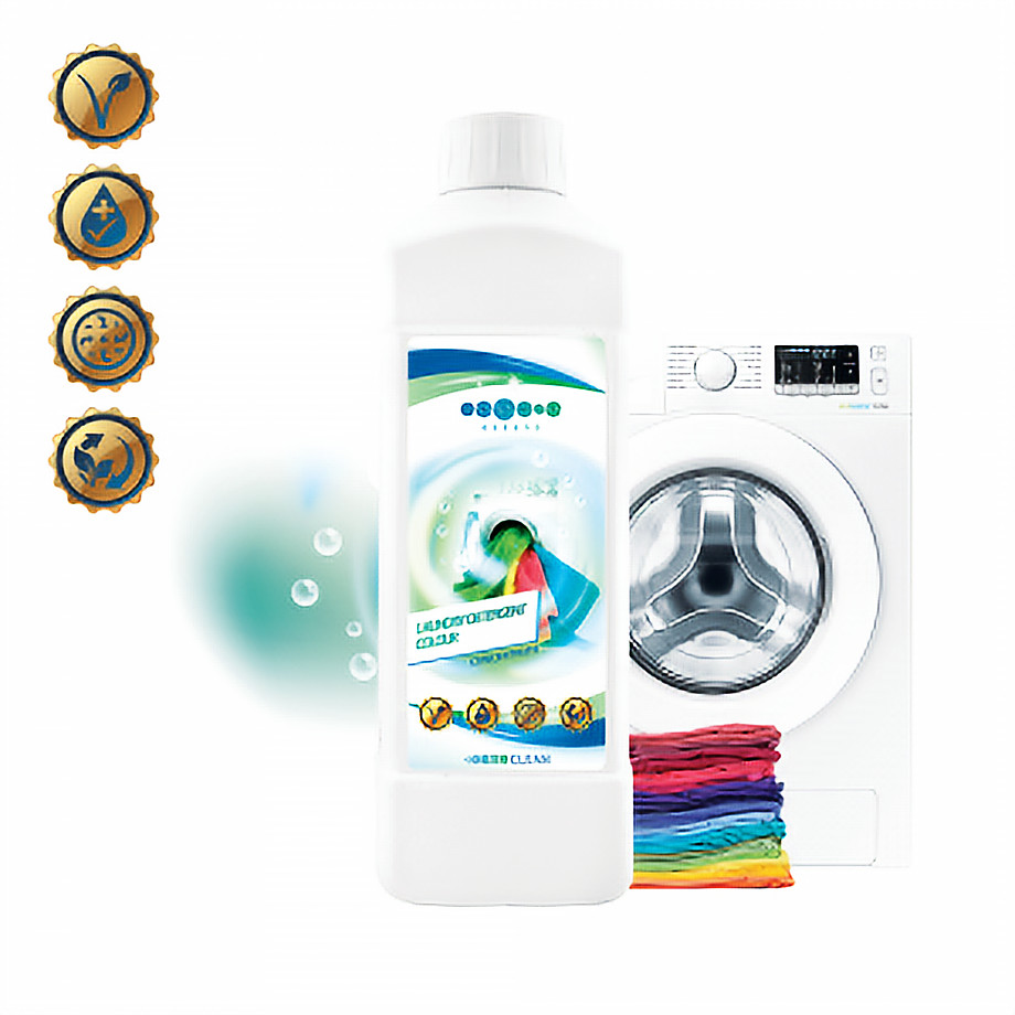 colour laudry detergent