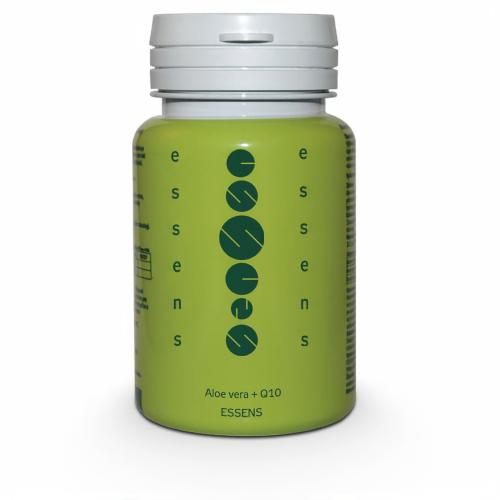 essens aloe vera capsules q10