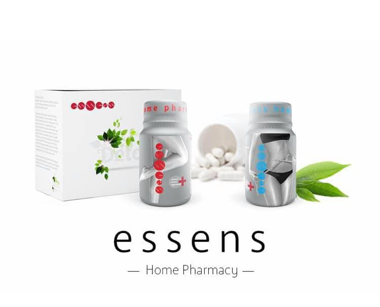 homepharmacy products from essens