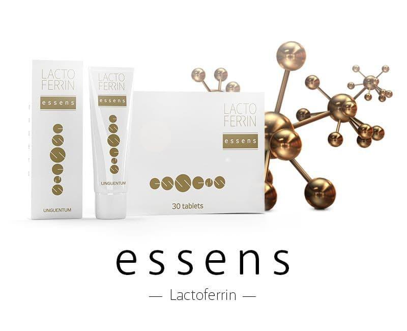lactoferrin products from essens-original